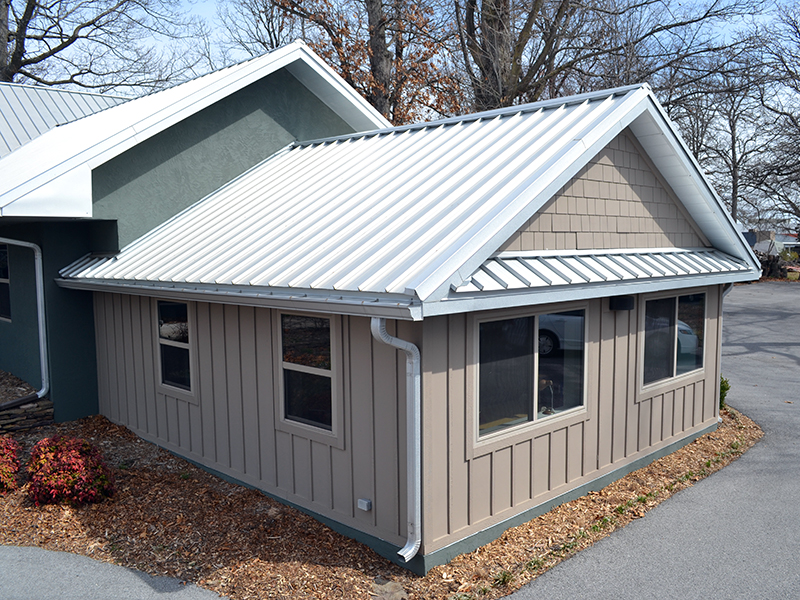 Metal Roofing in Northwest Arkansas